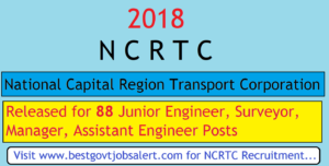 NCRTC - National Capital Region Transport Corporation